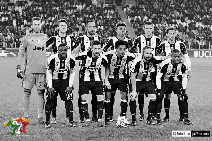 Formalità con la Dinamo - Stelle Bianconere