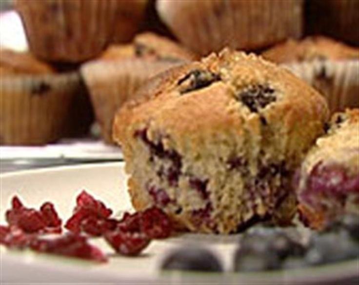 Berry muffins by Paul Merrett