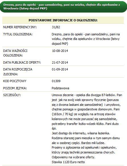 http://www.arbeitlandia.eu/oferty-pracy/410,drezno-para-do-opieki-pan-samodzielny-pani-na-wozku-chetnie-dla-opiekunow-z-wroclawia-latwy-dojazd-pkp.html