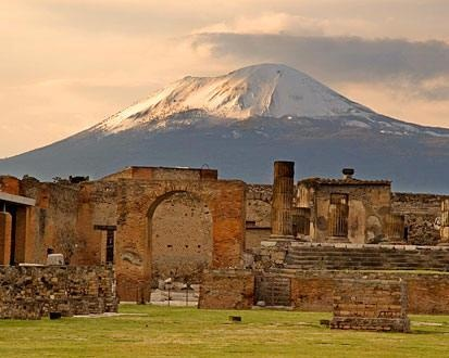 I am so fascinated with the now ruined city of Pompeii and the incredible metropolis it was before the infamous Mt Vesuvius eruption in 79AD. Who has been to Pompeii? Any tips for visiting the area?   Image thanks to Sightseeing in Italy  http://www.italianvisits.com/tours/site_see_rome/pompeii_vesuvius_full_day.htm