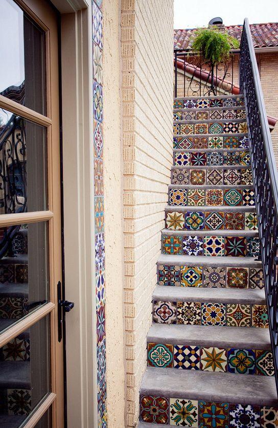 Pour l'escalier du grenier