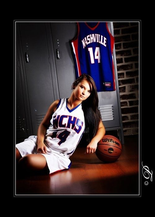 Senior basketball | Photography Ideas - sports