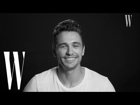 James Franco Used to Pick Up Girls Working at a McDonald's Drive Thru | Screen Tests | W magazine - YouTube