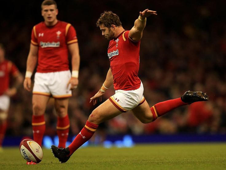 November 13 2016 - Leigh Halfpenny's late penalty for Wales ensured victory in 24-20 win against Argentina