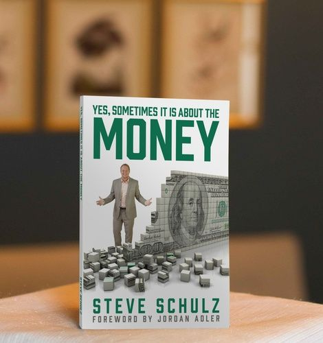 A successful icon in the MLM industry, Steve Schulz has passionately mentored thousands of people in reaching their financial potential. In his book, Yes, Sometimes It Is About The Money, Schulz discusses how to get money, why you need money, and how you can help a lot of people with money. This is a must-read for anyone who wants to make money while creating life experiences that money cannot buy.