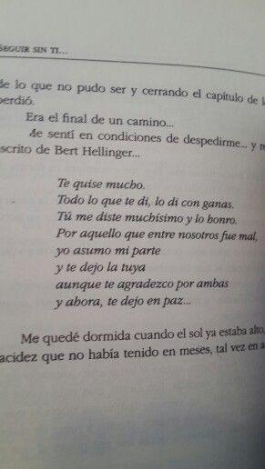 seguir sin ti.  Silvia Salinas,Jorge Bucay.