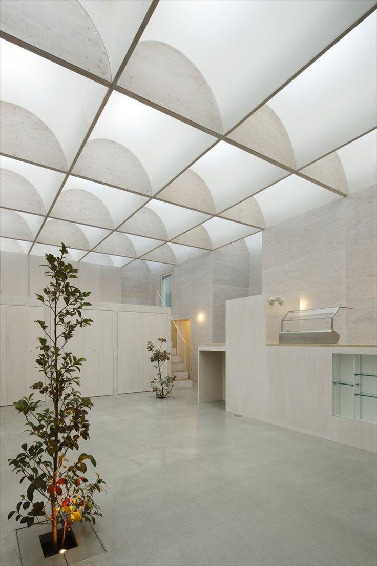 283 best japanese modern house images on pinterest modern houses daylight house yokohama 2011