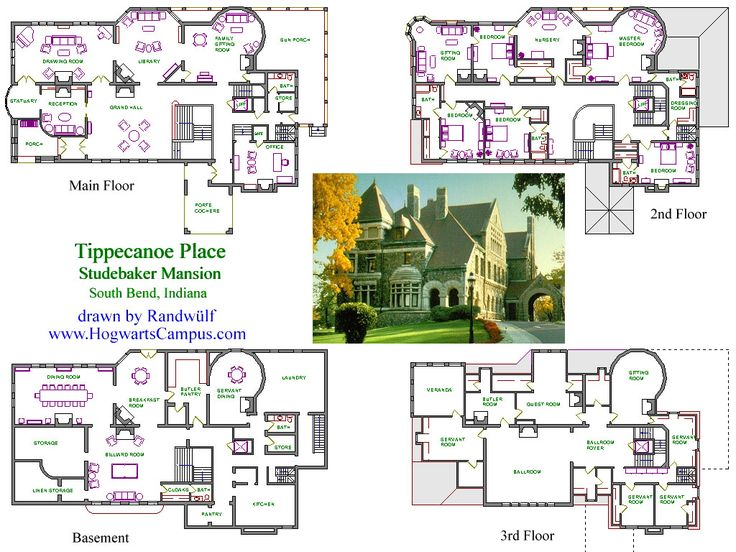 293 best Home Design Blueprints images on Pinterest Dream home
