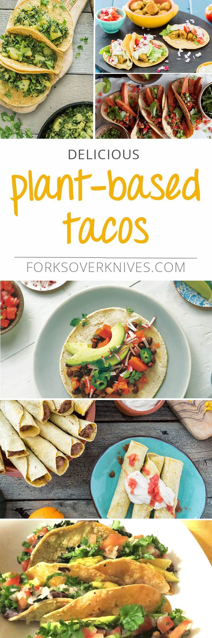 Who said tacos have to be filled withshredded meat and cheese? Certainly no one in Mexico! These tacos are tasty and hit the spot any day of the week. Here are some of our favorite recipesto get your taste buds...  Read more
