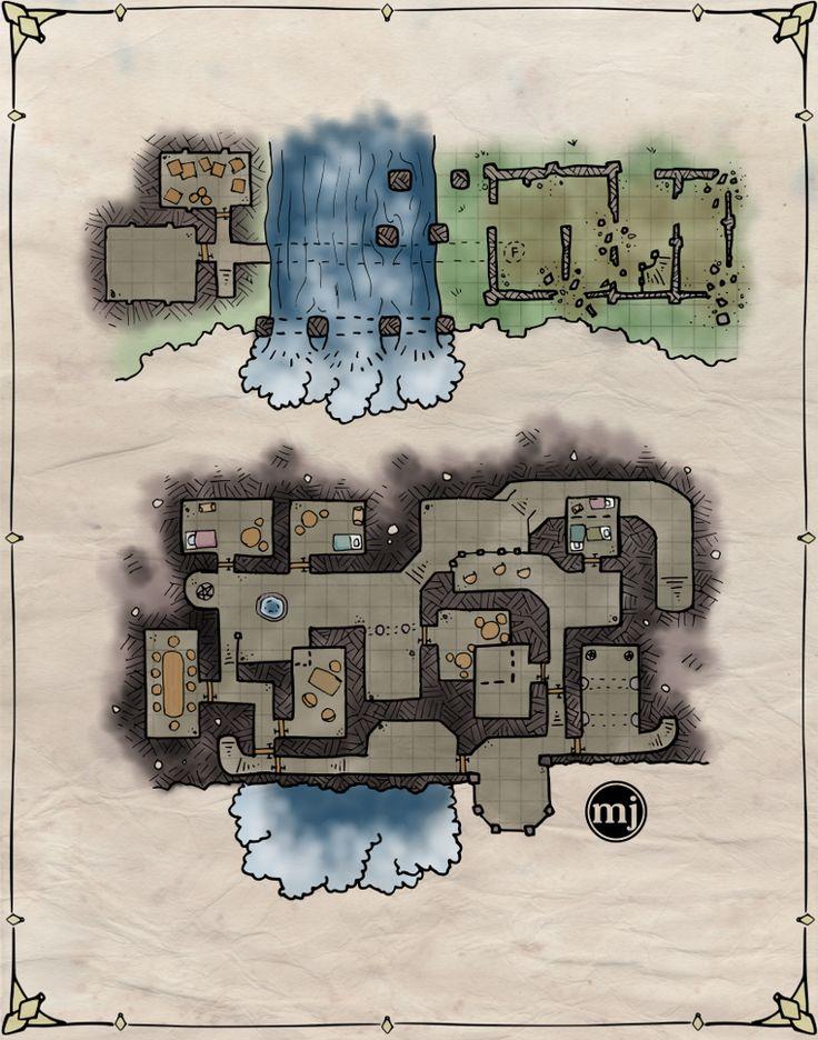[map] Adventurers, adventuring!