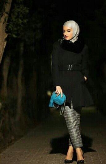 Jacket: zara Pants: Primark Heels: Alice &Olivia Bag: Gucci Fur Collar: Zara