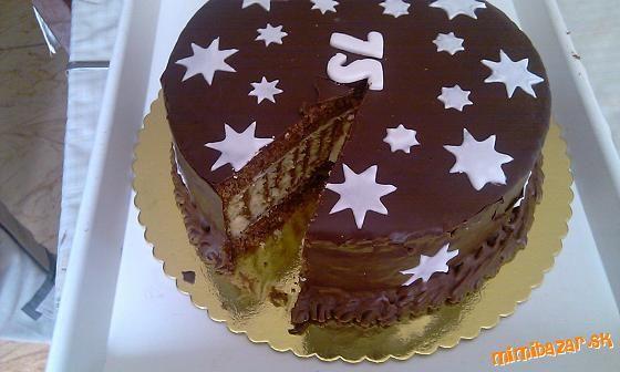 Brnenska tocena torta