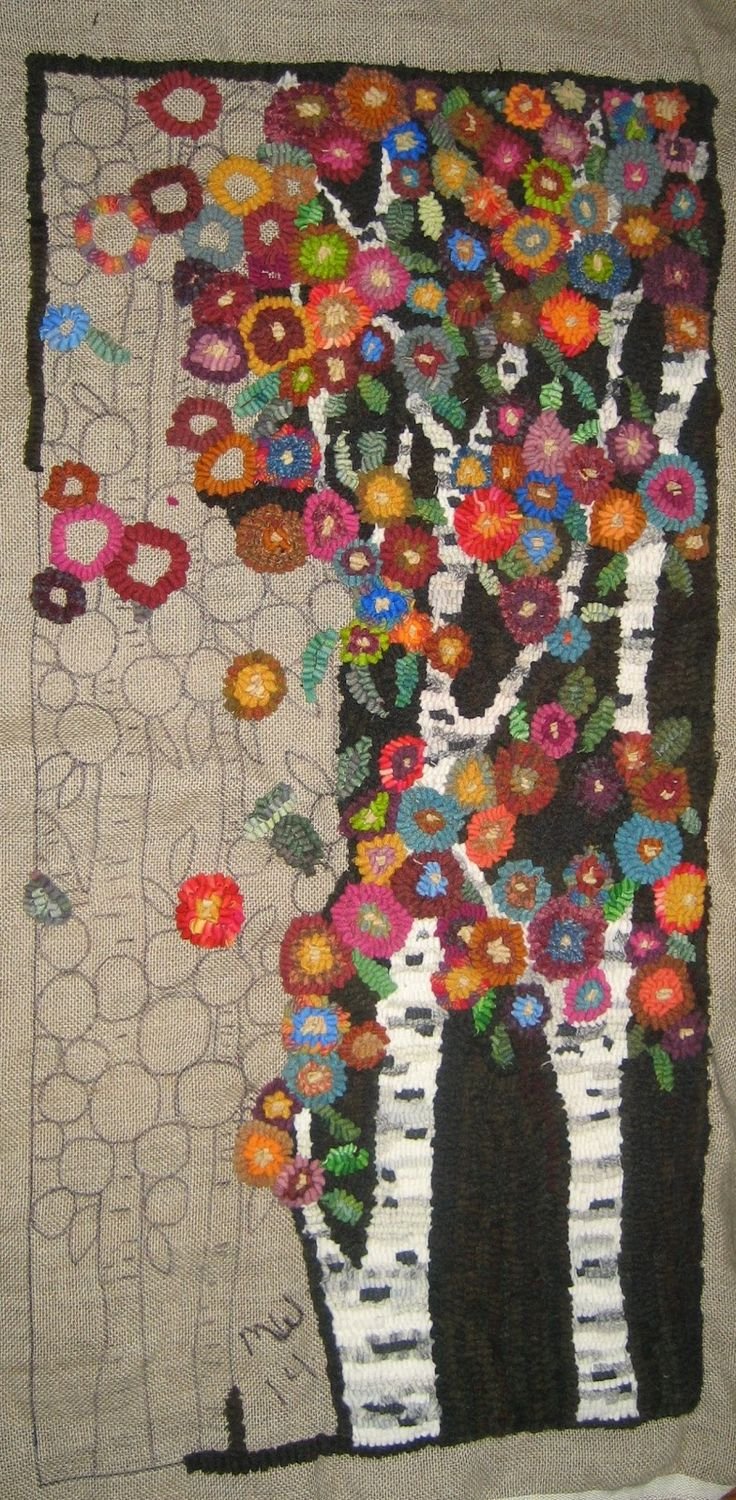 I am home from my workshop in Cape May!! Had a great class and my students worked very hard on their rugs, so I wanted to share with you so...