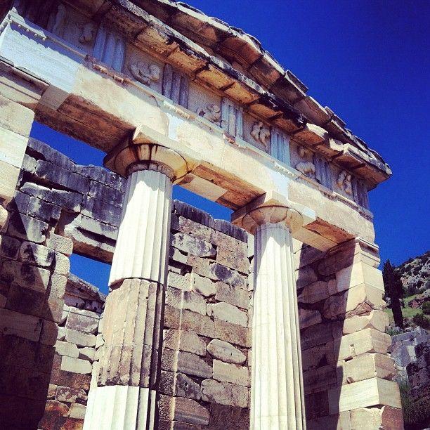 Δελφοί (Delphi) in Φωκίδα, Φωκίδα