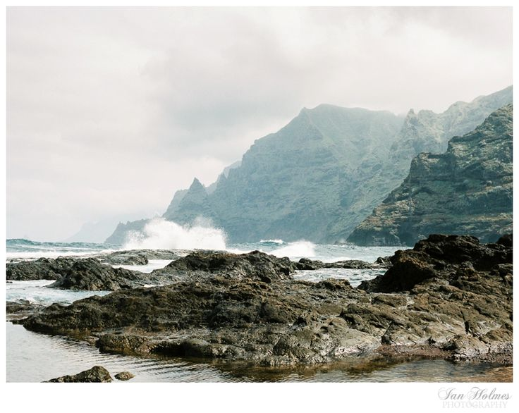 Tenerife. Mamiya 645. Kodak Portra 400.