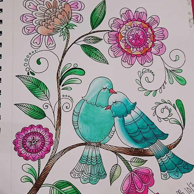 Beautiful colouring page by ankanborje using their
