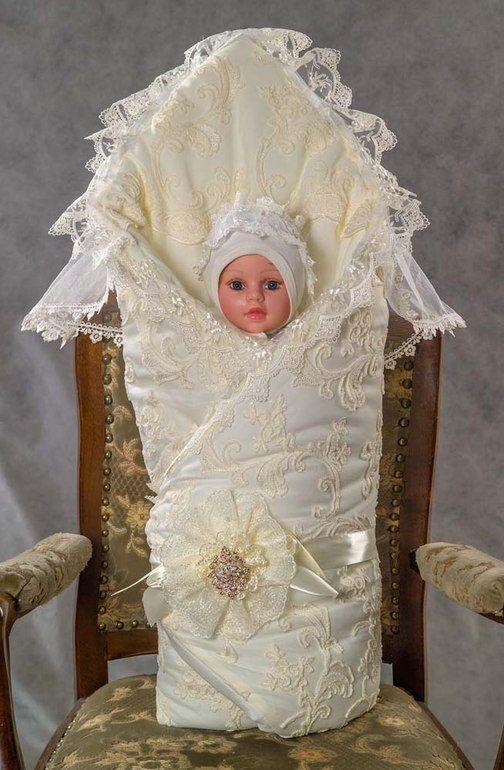 Шикарный Одеяло - Конверт на выписку для новорождённого Новый