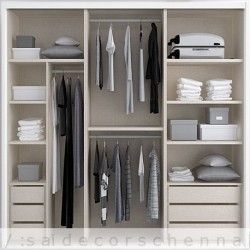 wardrobe designs images - Google Search
