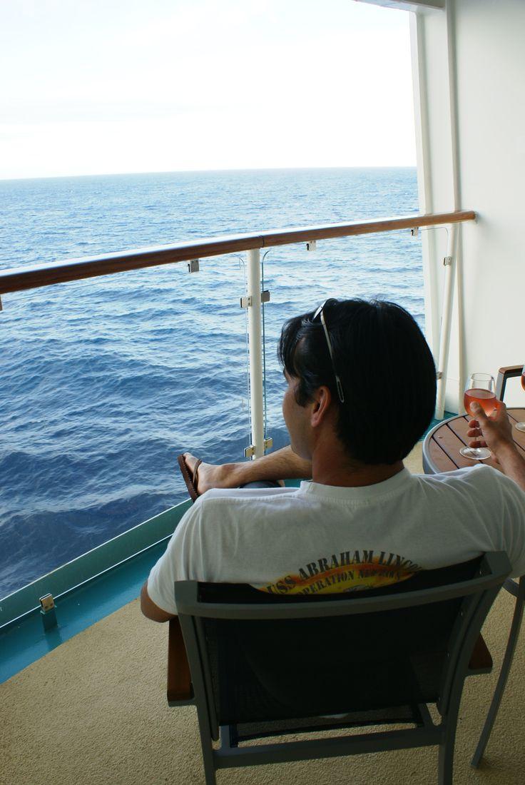 Balcony gazing