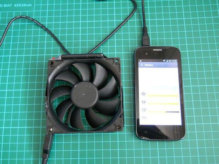 Como hacer tu propio cargador eólico en casa - Taringa!