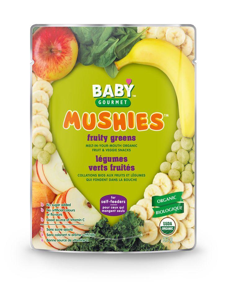 Mushies Baby Food