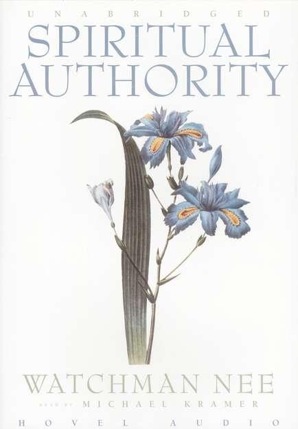 spiritual authority watchman nee pdf
