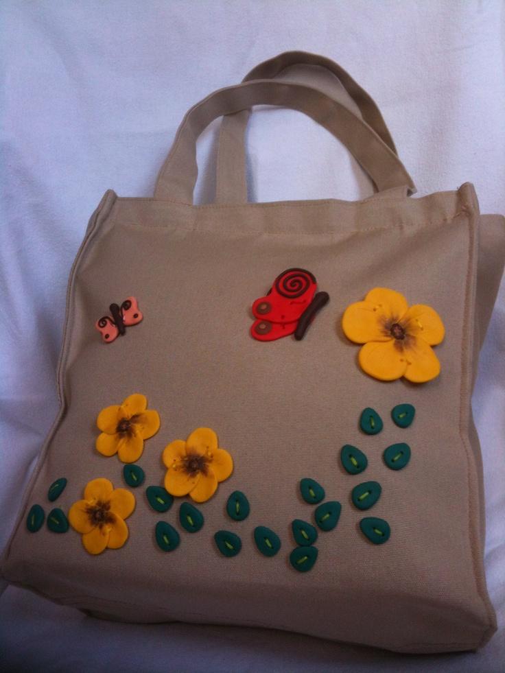 Completely handmade bag :)