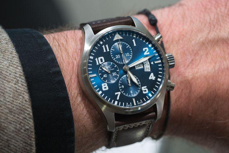 The Pilot's Watch Chronograph