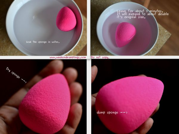 How to Use Beauty Blender Sponge This is excellent and very interesting to say the least...