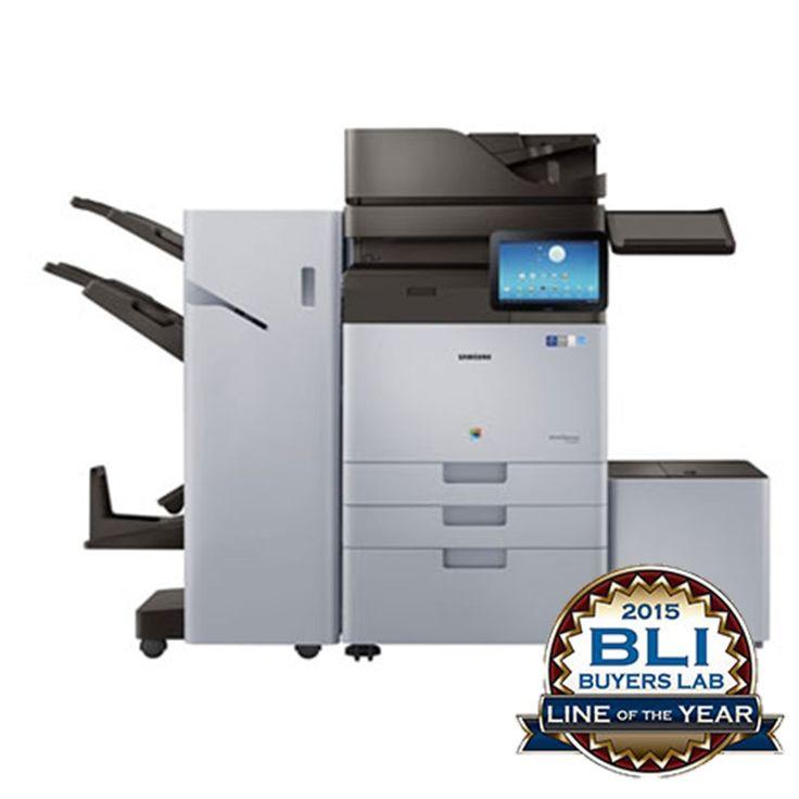 Samsung SL-K7400GX A3 mono Multifunction Print, copy, scan, optional fax 40 page per minute 2015 BLI award K7 mono series