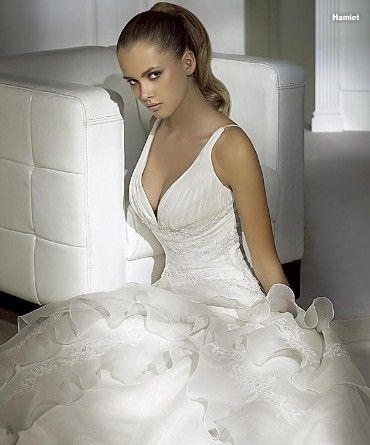 Abiti da sposa spagnoli 2011