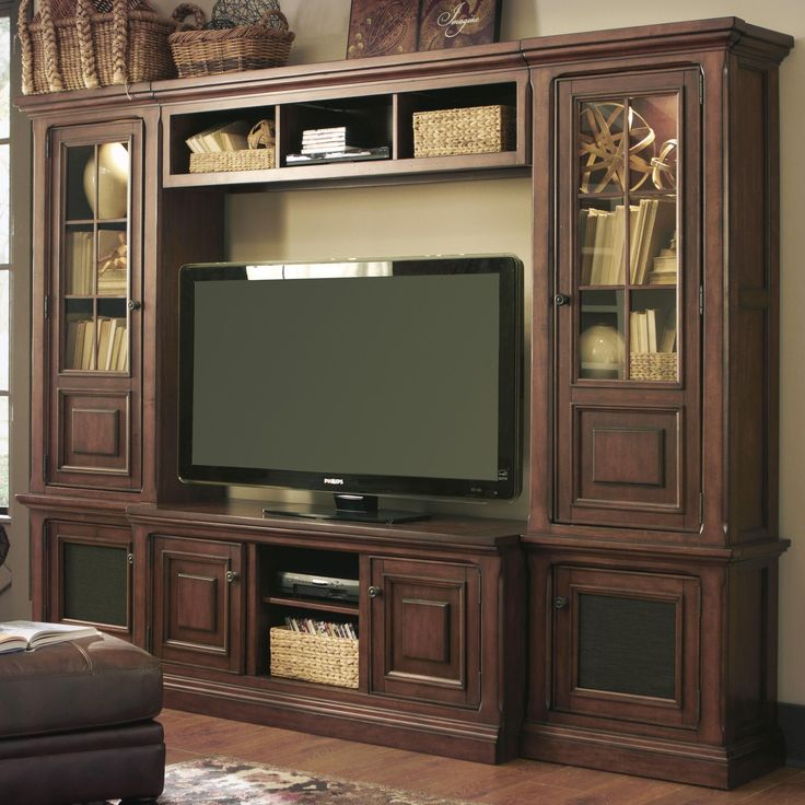 25 best mission style tv stand images on pinterest for Mission style entertainment center plans