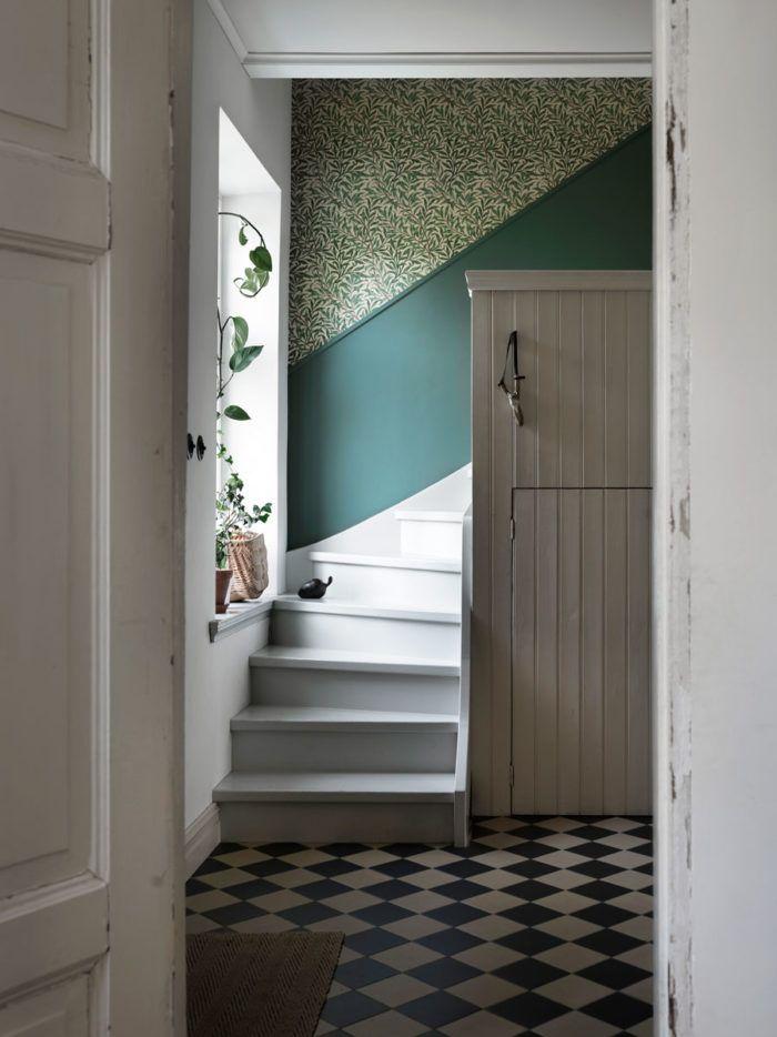 En fantastisk trappa, tycker vi!