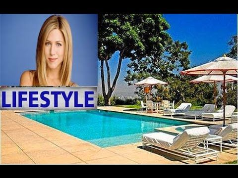 Jennifer Aniston Net Worth, Cars, House, Private Jets and Luxurious Lifestyle - YouTube