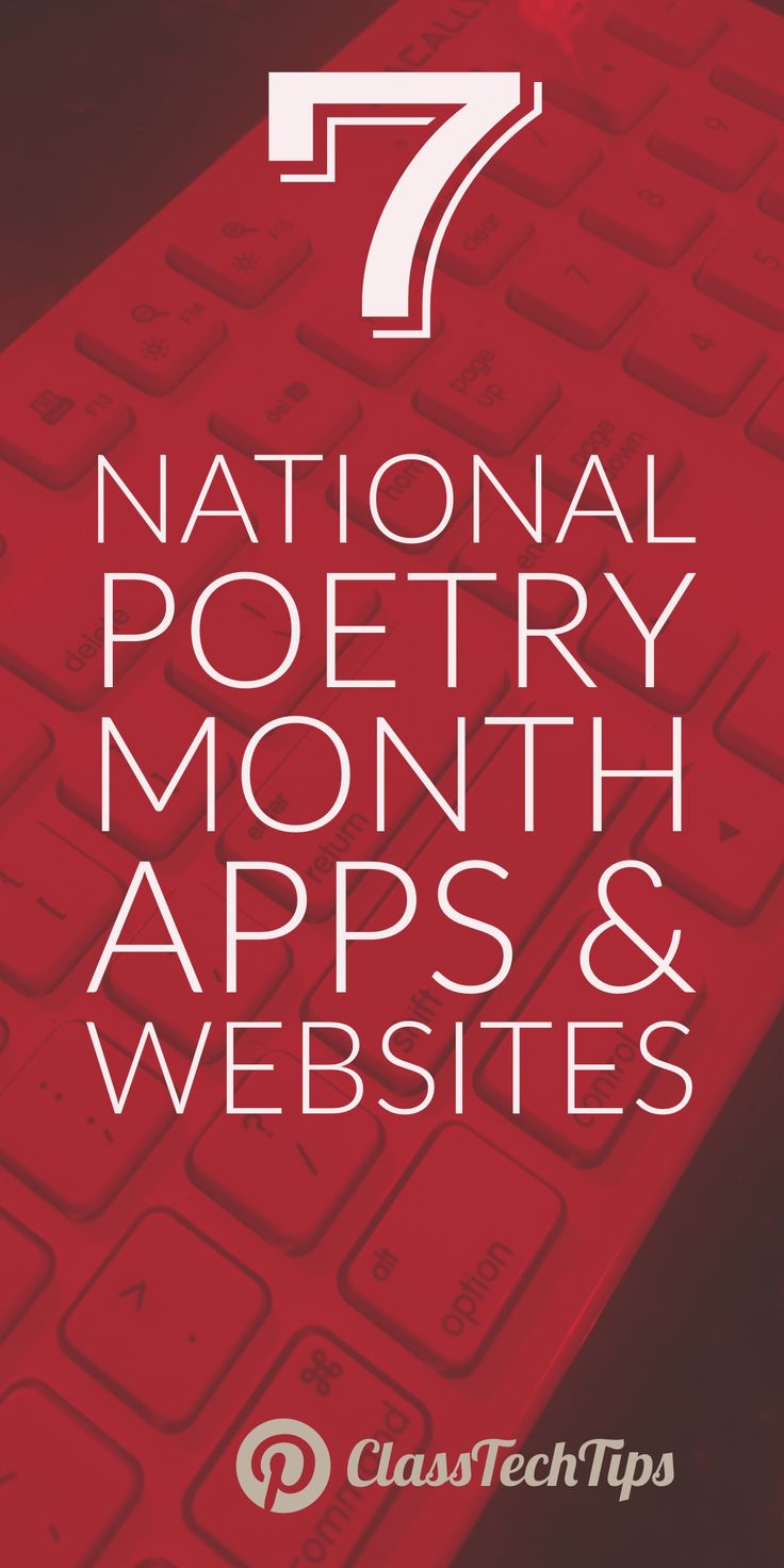 8 Proven Poetry Websites To Read And Share Your Poems