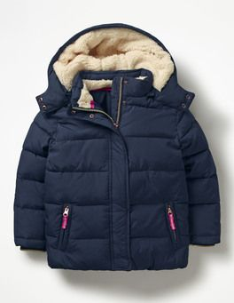 c37e20a9d Cosy Padded Jacket Boden