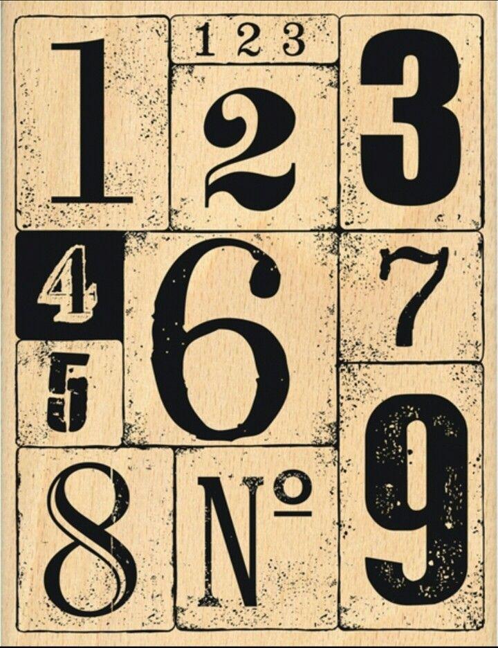 Numéro vintage