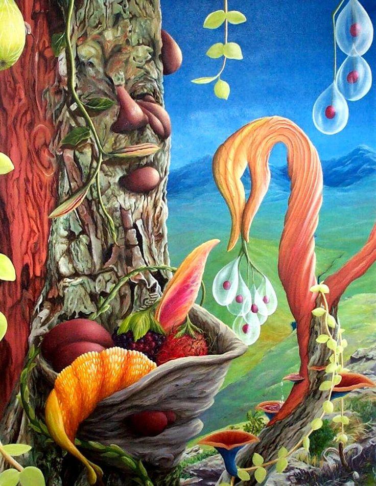 Arbrafruit - Fruitree by Manon Potvin
