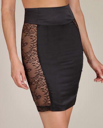 Maison Close: Villa Satine Skirt at Nancy Meyer.com $95.00