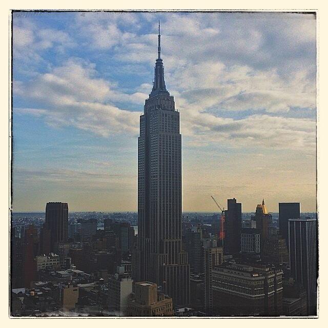 New York, The Empire State Building  Fotografia : Federico Raggi