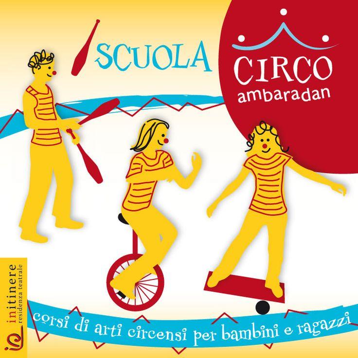scuola circo ambaradan