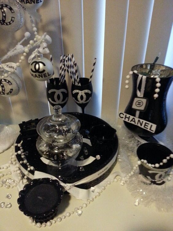 111 Best Images About Chanel Home Decor On Pinterest