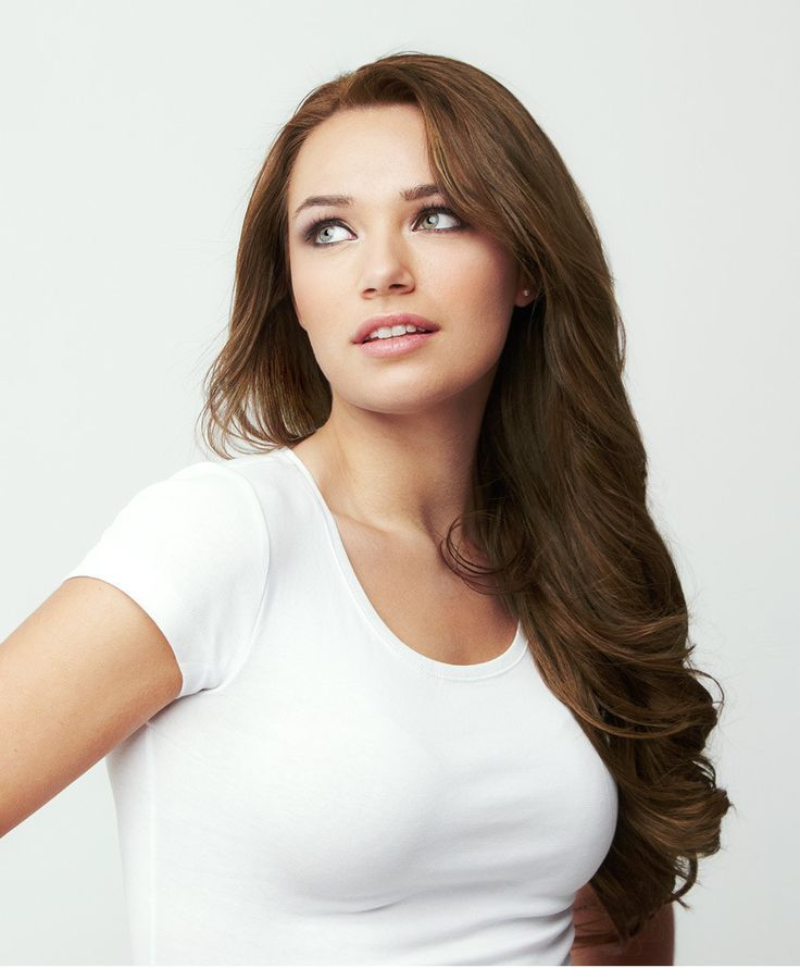 The 14 Best Hair Extensions Images On Pinterest Brown Hair