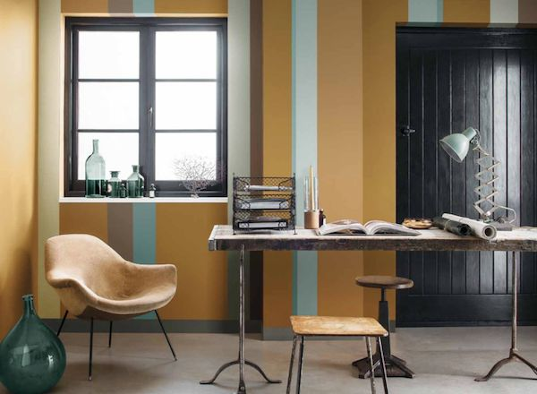ColourFutures AkzoNobel: the Color of the Year 2016 is Gold. | WOW! (Ways Of Working) webmagazine
