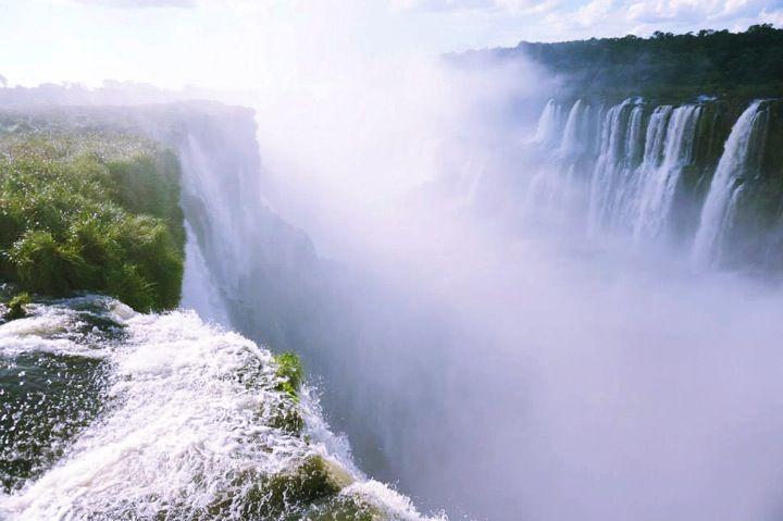 2014 브라질 월드컵 맞이, 이과수폭포 사진들 Puerto iguazu, Argentina side  #brazil #argentina #fozdoiguacu #puertoiguazu #falls #브라질 #아르헨티나 #이과수폭포  2013 March, Iguazu falls(BR, AR) · 2013년 3월 29일
