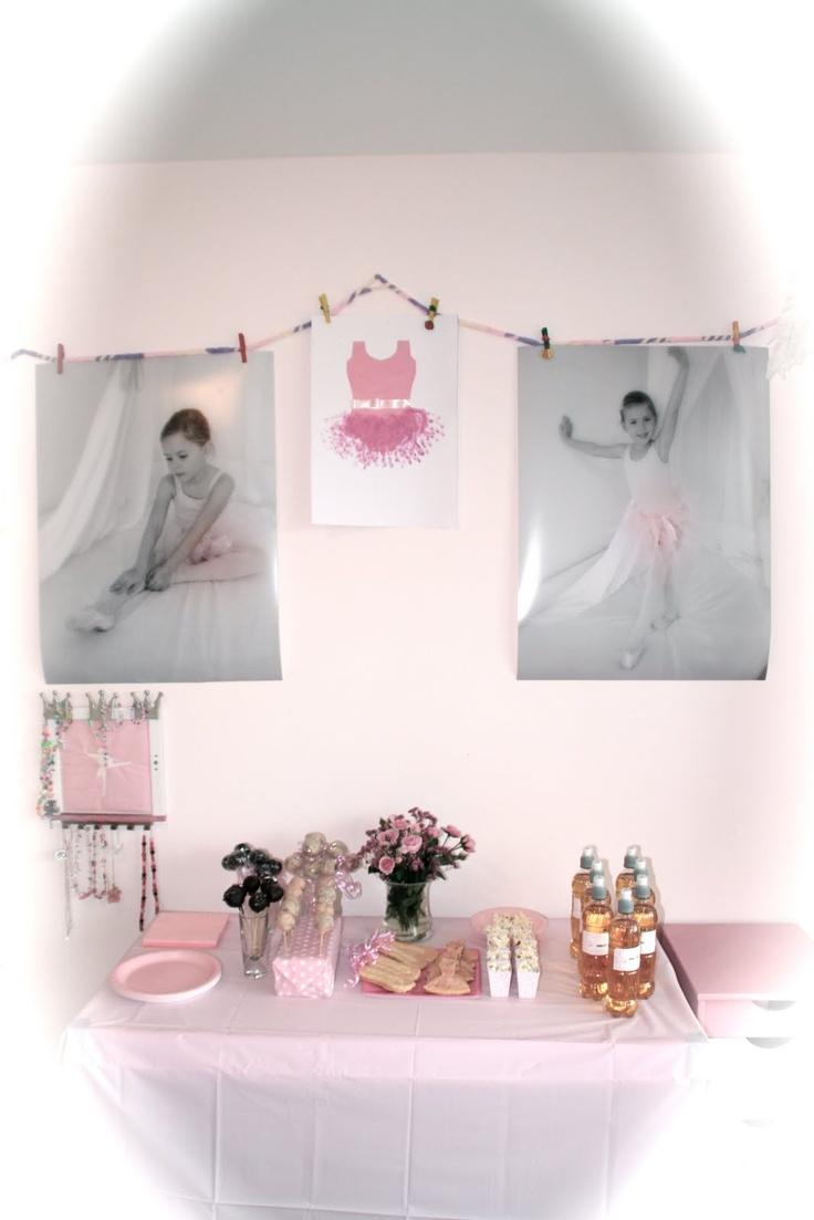 ♥ Luusmeitlifashion ♥: Geburtstagseindrücke vom Ballerina Geburtstag