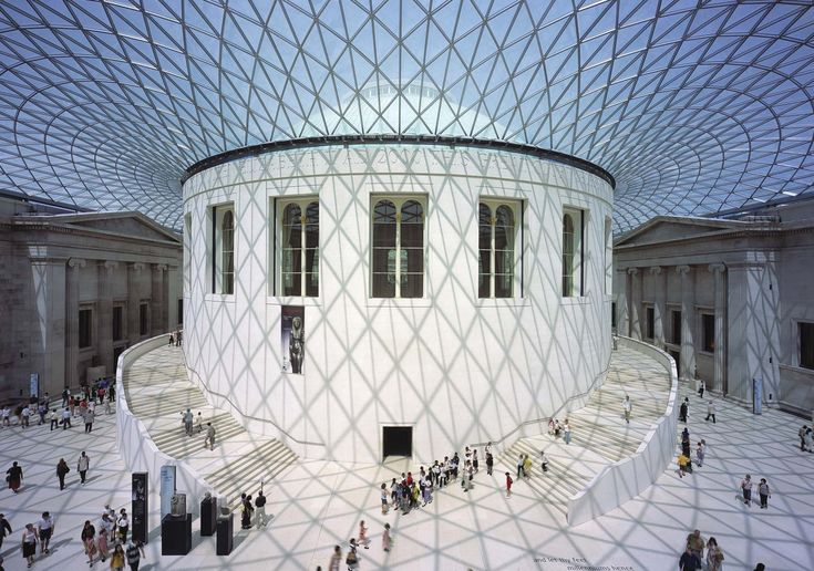 Great Court at the British Museum | Projects | Foster + Partners
