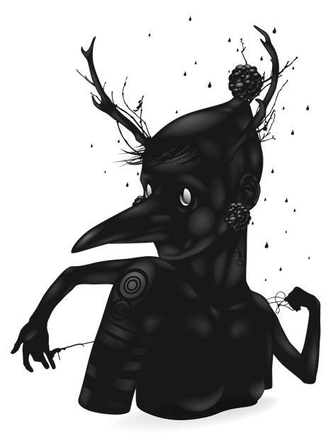 Yury Ustsinau Illustration