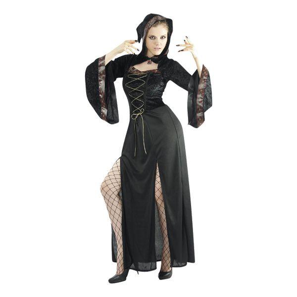 Gotisk Brud Budget Maskeraddräkt