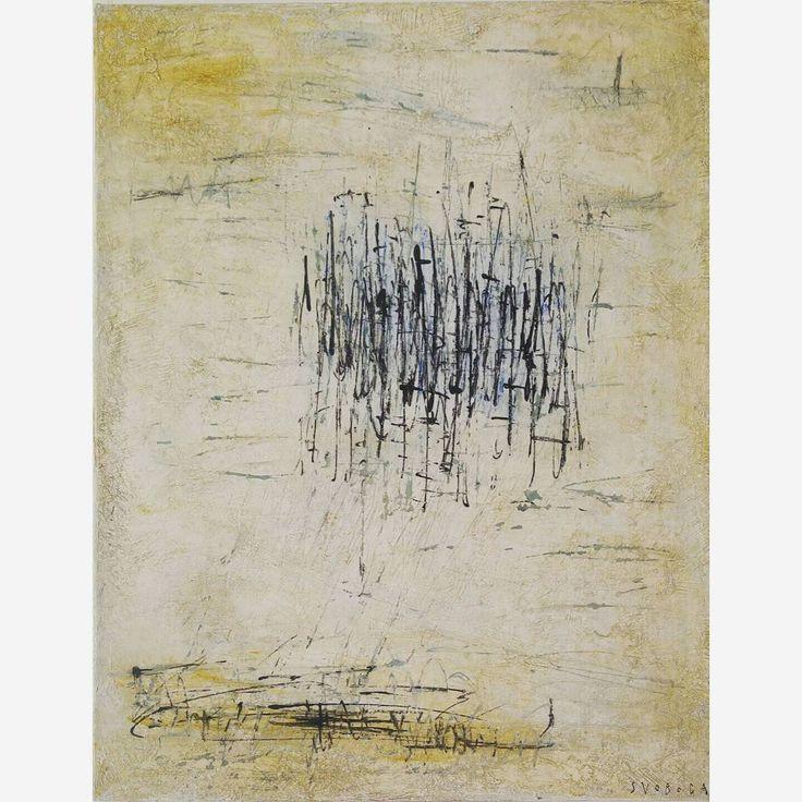 Jan Svoboda: Hanging rain